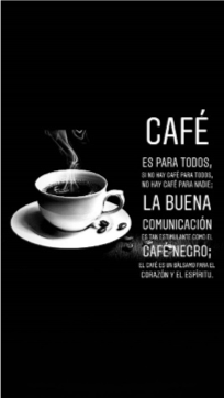 Música, Charla y Café